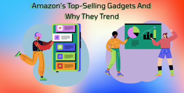 A Helpful Gift Guide: Top Sales on Cool Gadgets on Amazon